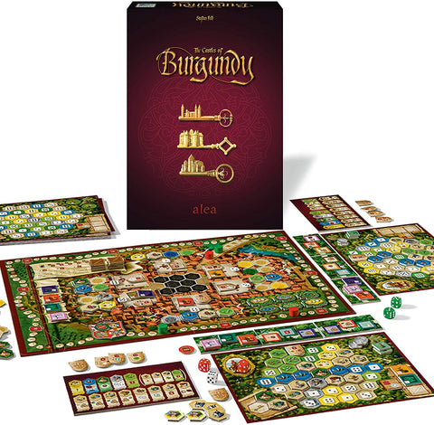 Castles of Burgundy - 20th Anniversary Edition