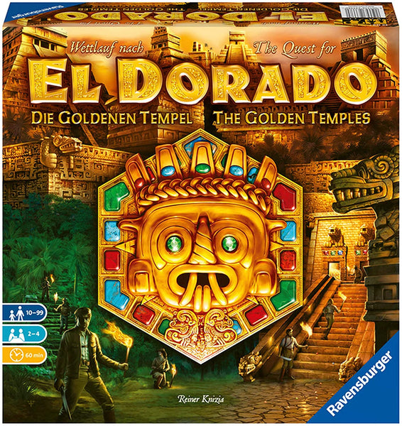 El Dorado: The Golden Temples