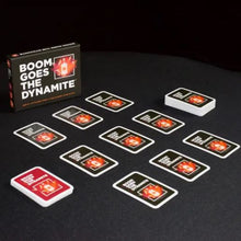 Load image into Gallery viewer, BOOM GOES THE DYNAMITE Card Game