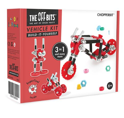 Off Bits Construction Kit