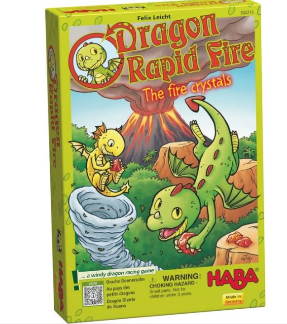 Dragon Rapid Fire Game