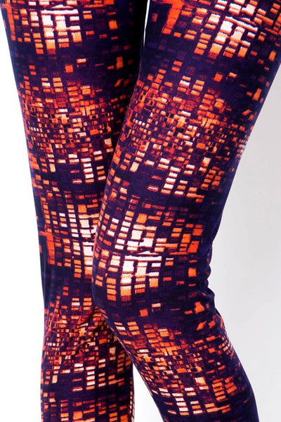 So Soft Women's OS Leggings Printed