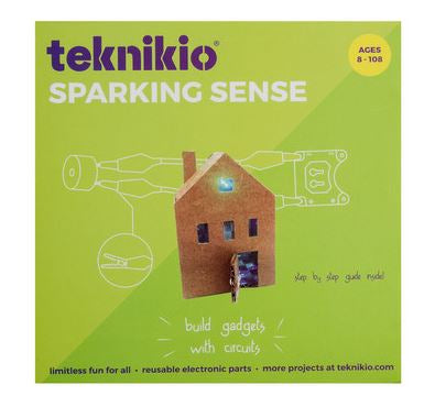 Sparking Sense Electricity Kit