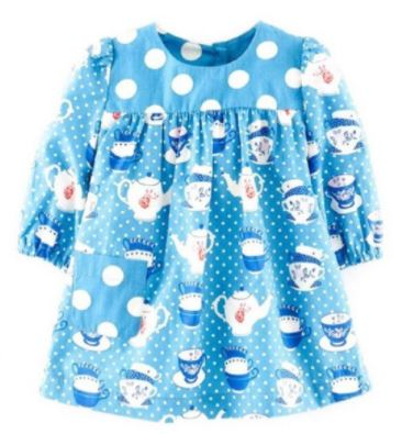 Tea Time Dress - Kids