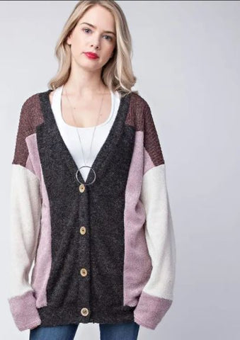 Cozy Morning Cardigan