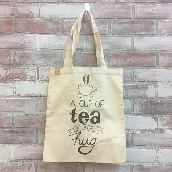 BLACK FRIDAY SPECIAL!!! A Cup of Tea Tote Bag