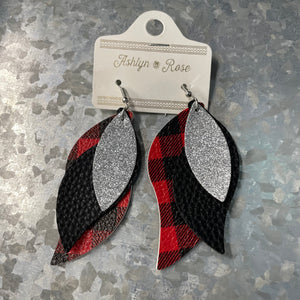Ashlyn & Rose Statement Earrings