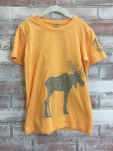 Load image into Gallery viewer, D. Moose Pigment Tee Kids
