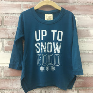 Up to Snow Good Kids Top