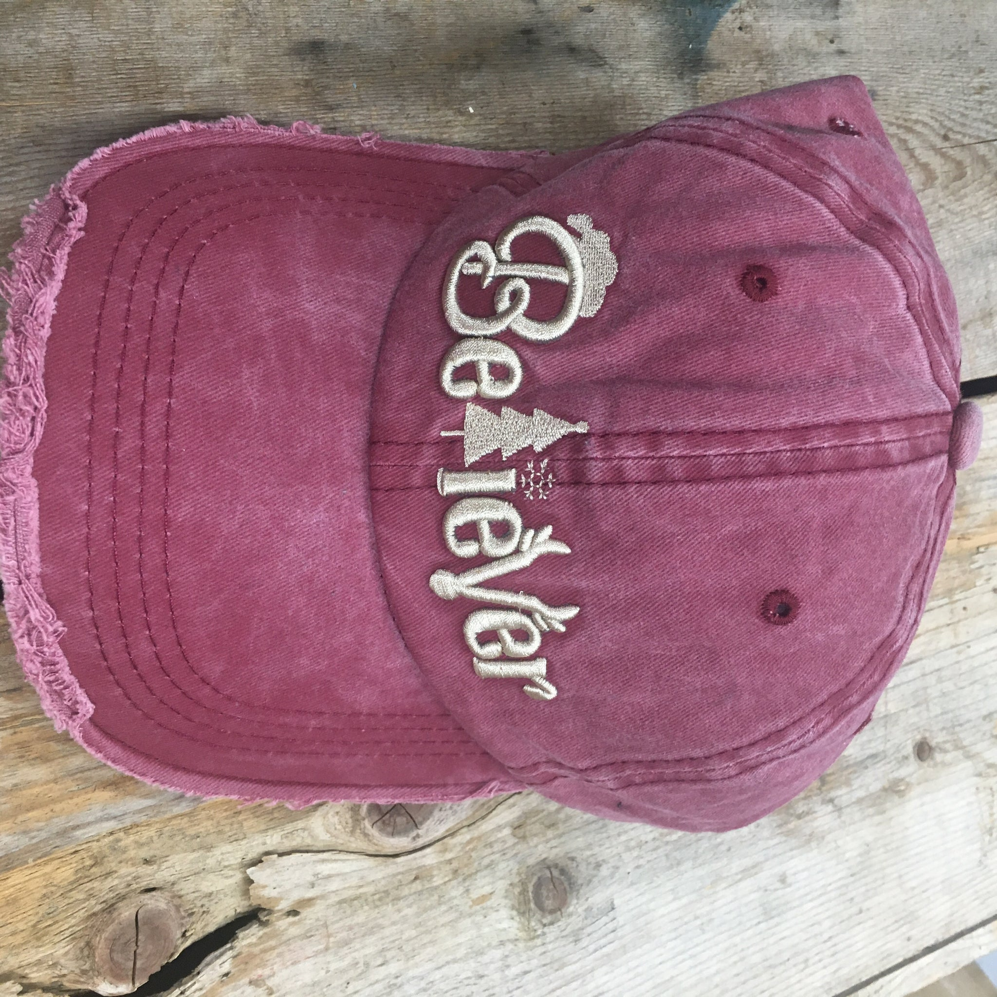 Believer Dusty Red Hat