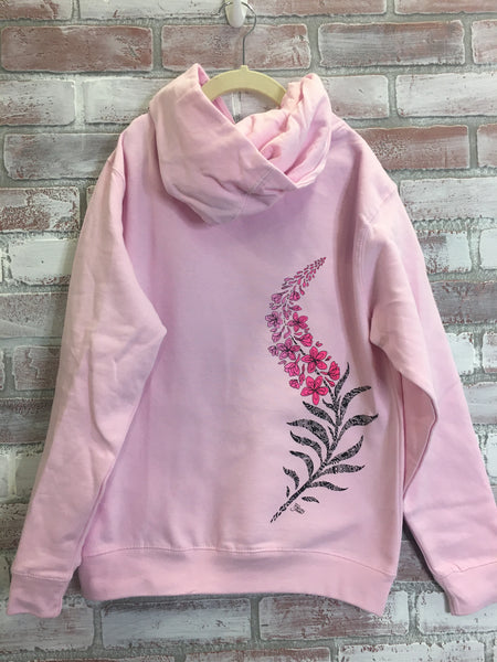 D. Fireweed Kids Pullover Hoody