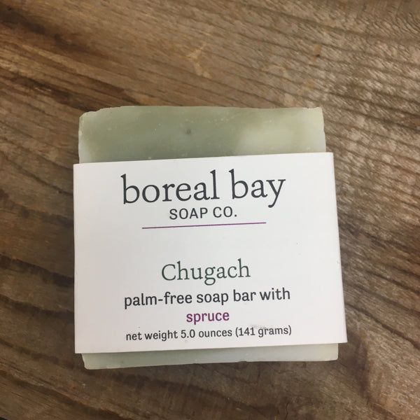 Boreal Bay Handcrafted Soap
