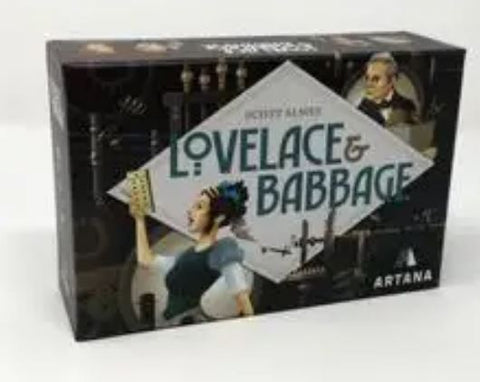 Lovelace & Babbage (VIRTUAL FAIR ONLY)