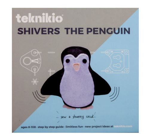 Shivers the Penguin Kit