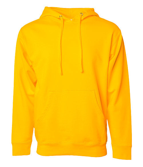 Medium Weight Pullover Hoody with Large IDEA Logo