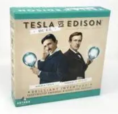 Tesla Vs. Edison Duel (VIRTUAL FAIR ONLY)