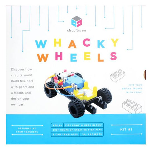 Whacky Wheels Kit