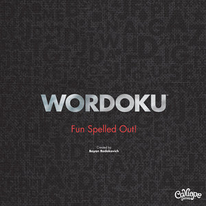 Wordoku - Crossword/Sudoku Game