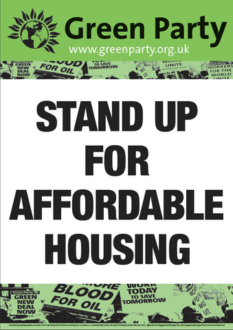 4 A2 Affordable Housing Placards/Posters