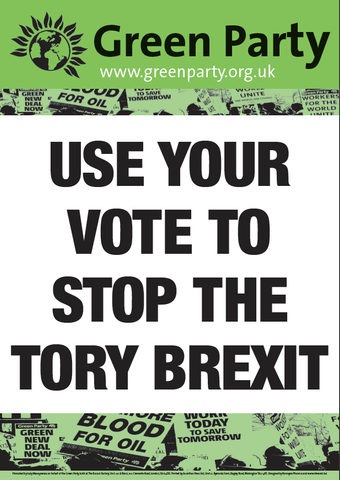 4 A2 Stop Brexit Placards/Posters