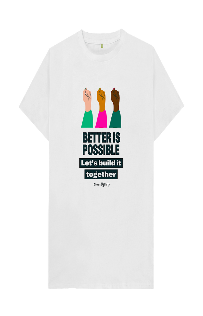 Better is possible tee