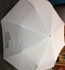 Green Party Umbrella - available in 3 colours