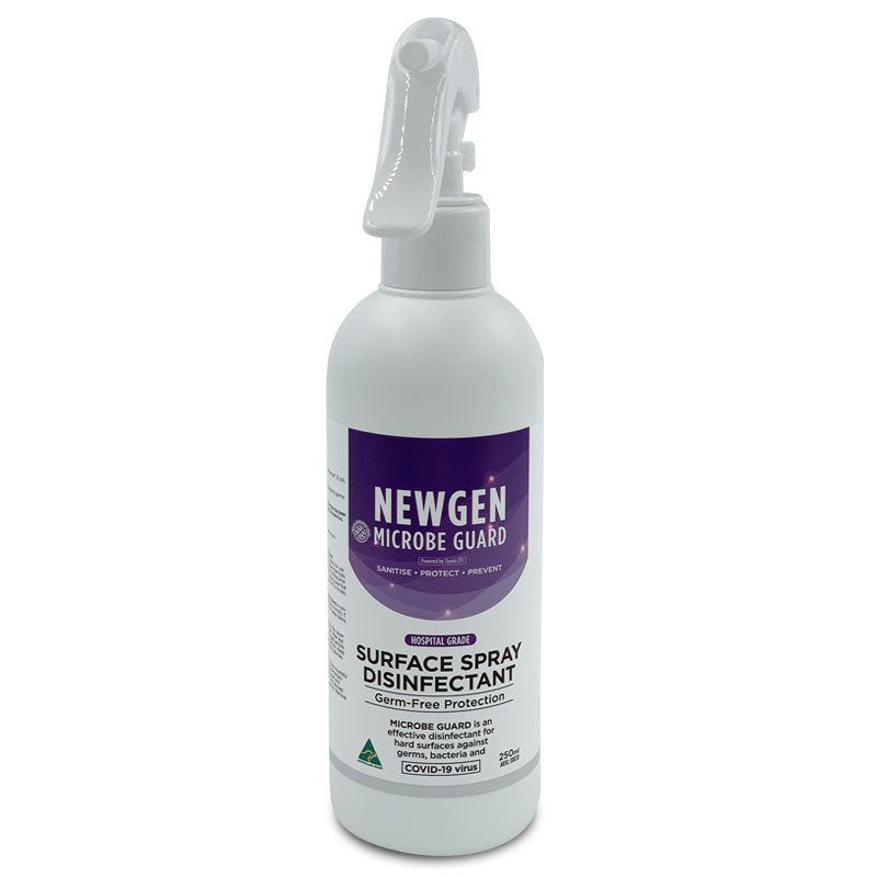 Newgen Microbe Guard-Hospital Grade Surface Spray Disinfectant 250ml