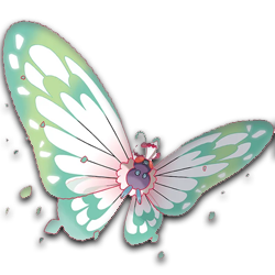 Gigantamax Butterfree - PokedexFiller