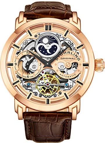Stuhrling Original Men's Automatic-Self-Wind Luxury Watch