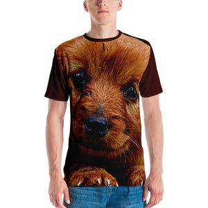 Love Puppy Men's T-shirt