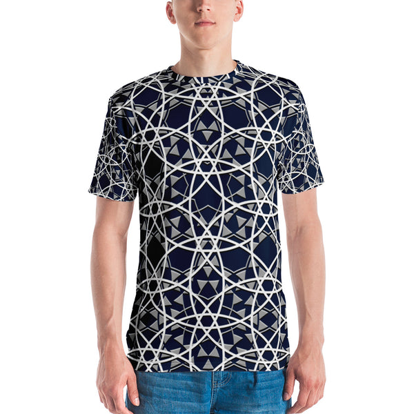 Mystic Blue Men's T-shirt