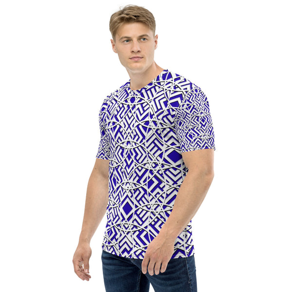 Majestic Blue Men's T-shirt