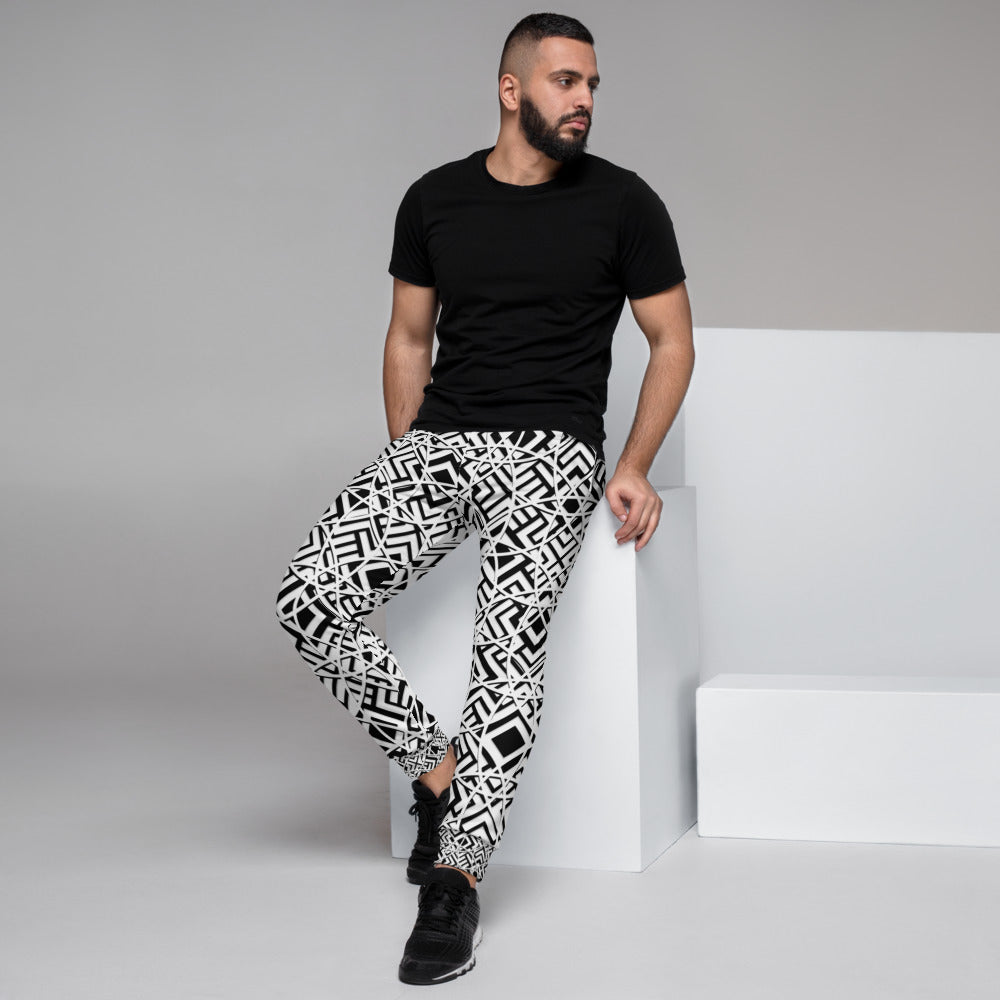 Mystic Black Men's Joggers