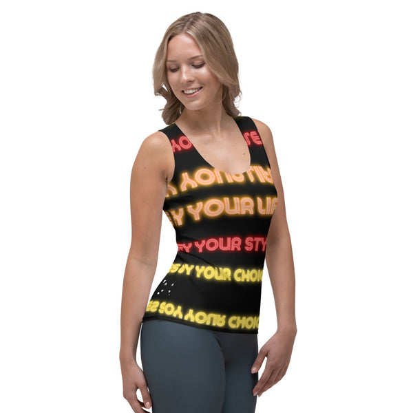 Your LSC Tank Top