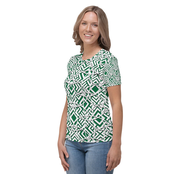 Mystic Green Women's T-shirt - By Middleton