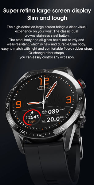 Smart watch Superior 2.0