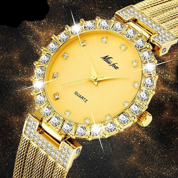 Luxury Women Bracelet Watch