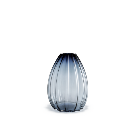 2Lips Vase Blue - Scandi Interiors