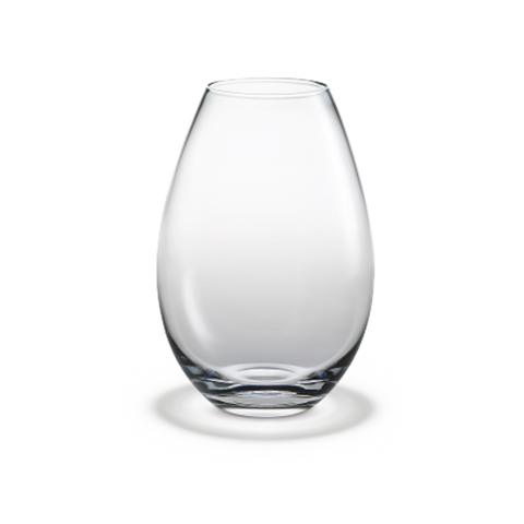 Cocoon Vase Clear - Scandi Interiors