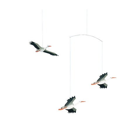 Lucky Storks - Scandi Interiors