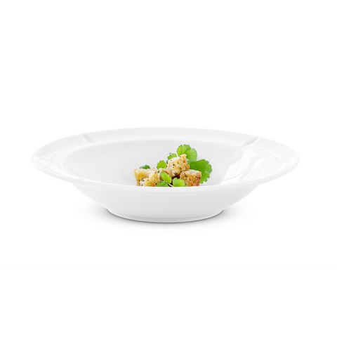 Grand Cru Soft Soup Plate, 21 cm - Scandi Interiors