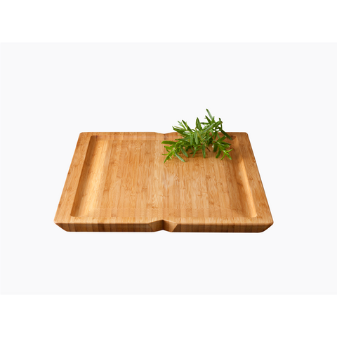 Grand Cru Chopping Board with Juice Groove - Scandi Interiors
