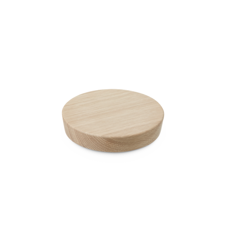 Grand Cru Oak Replacement Jar Lid - Scandi Interiors