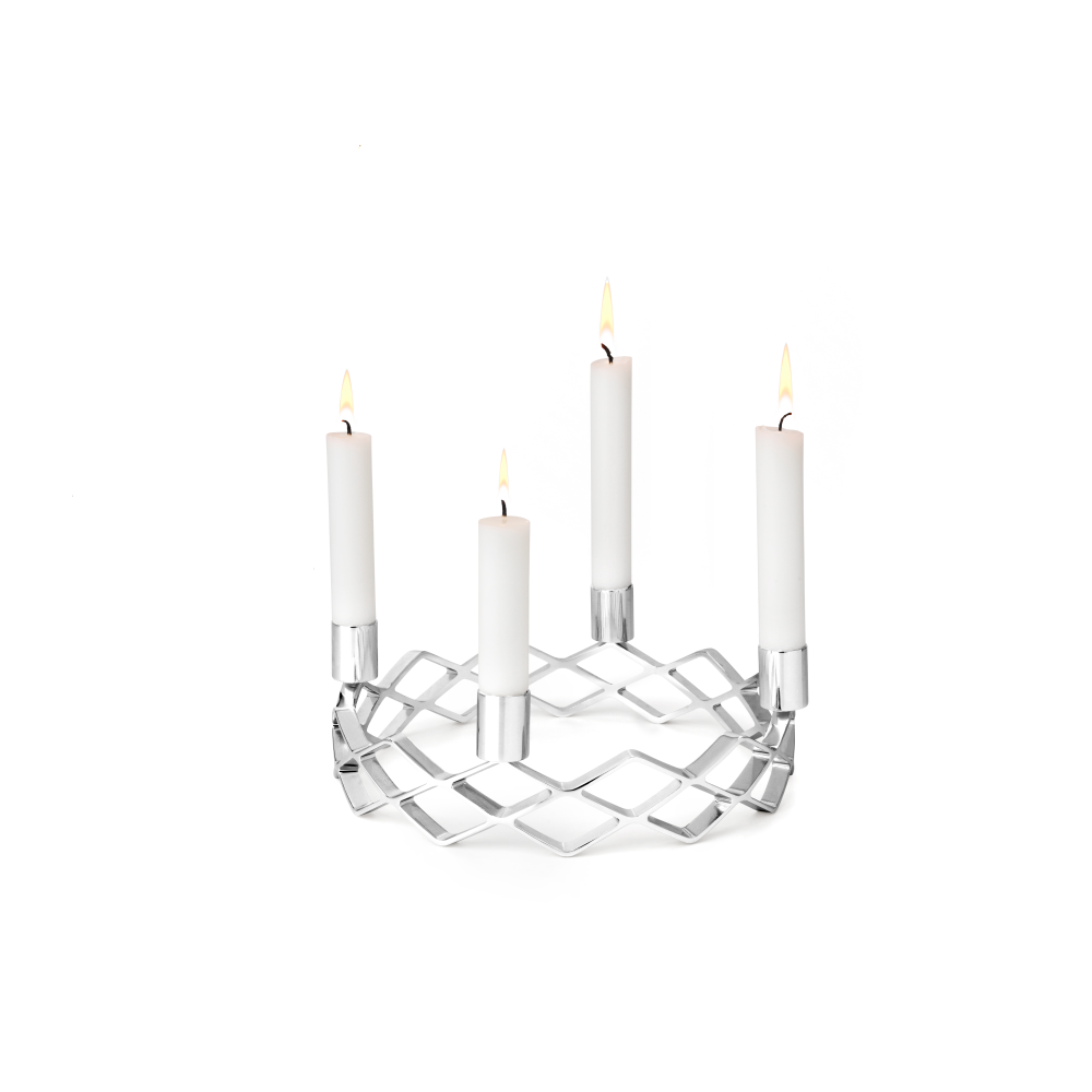 Advent Candle Holder By Rosendahl From 39995 Dkk Scandi Interiors