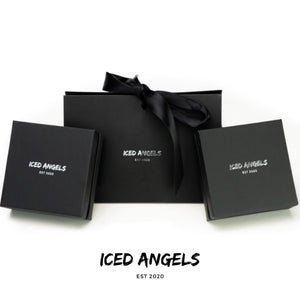 ICED ANGELS - BUTTERFLY KETTE