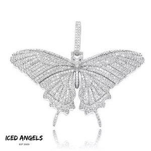 ICED ANGELS - BUTTERFLY PRESTIGE