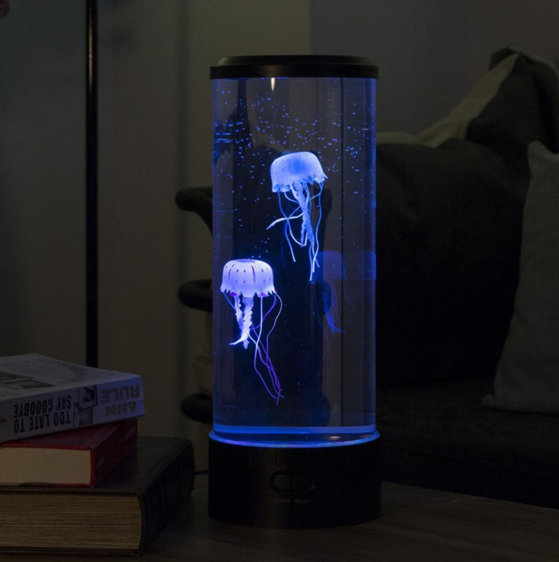 The Hypnotic Jellyfish Aquarium - woowwish