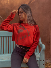 Load image into Gallery viewer, Santa Fe Sweatshirt Cropped