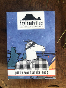 Piñon Woodsmoke Soap