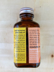 Botanical Piñon Body Oil